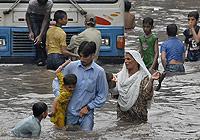 UN says deadly floods hit north-west Pakistan, over two dozen deaths