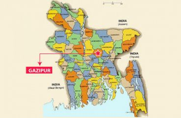 Apparel workers block road in Gazipur over death rumour
