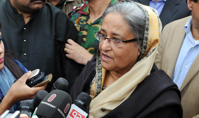 Prime Minister says Jamaat-Shibir has no right to do politics