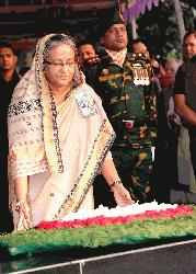 Prime Minister pays tributes to Bangabandhu on his birthday