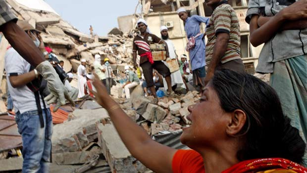 Building collapse: Death toll rose to 340