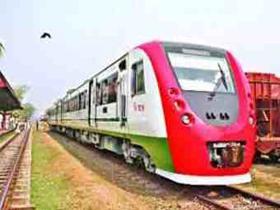 DEMU train service kicks off in Bangladesh's port city