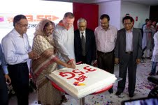 Robi launches 3.5G network in Bangladesh