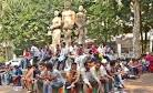 40 students vying for one seat in Dhaka University