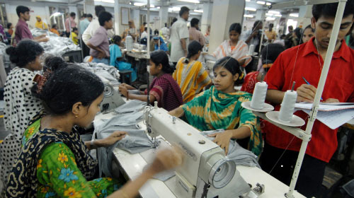 IAF to help capacity building in Bangladesh apparel sector