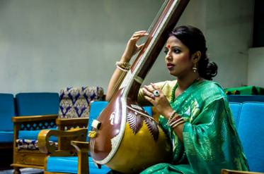 A musical evening by Priyanka Gope Friday