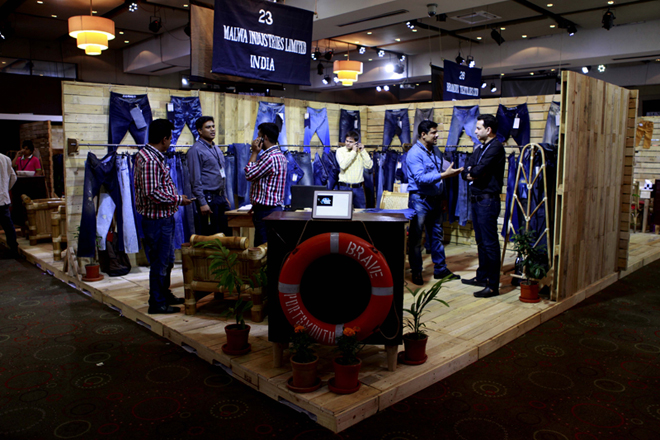 Denim makers want to create new platform for buyers