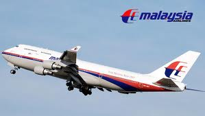 Vietnam Navy says Malaysia Airlines plane crashes off Tho Chu Island