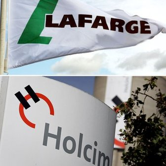 Lafarge's share shines on acquisition news