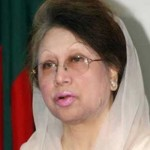 India's river-linking project will affect our rivers, says Khaleda