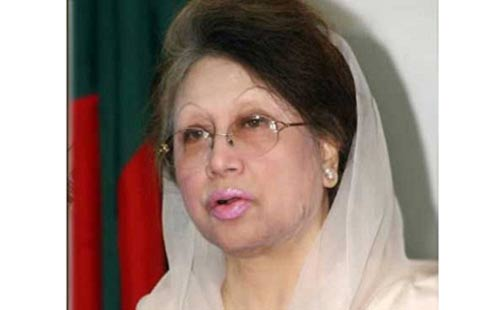 India's river-linking project will affect our rivers: Khaleda