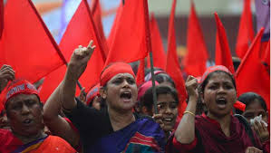 May Day being observed in Bangladesh