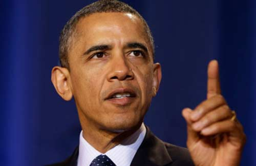 Obama condemns 'blight' of racism