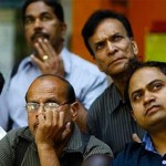 Indian stocks slips