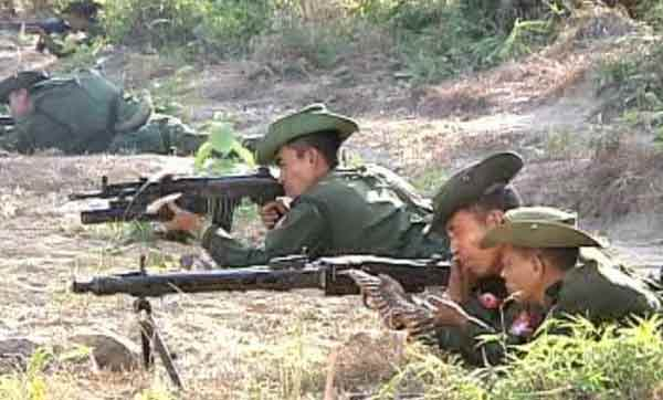 Burma well-prepared to deal with Bangladesh