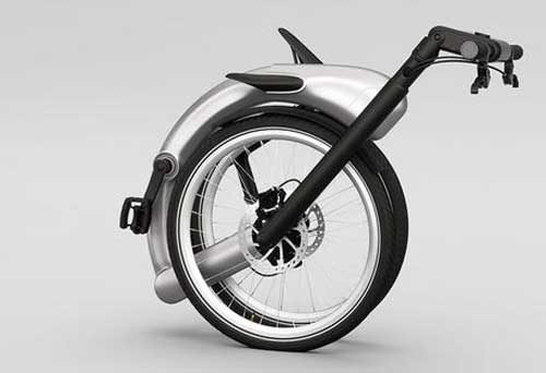 Have u ever seen a folding bike!