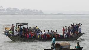 Trawler capsize kills nine in Bangladesh