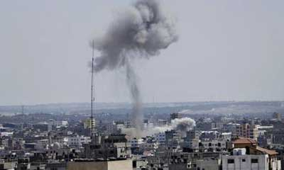 Lift Gaza 'siege' as part of ceasefire: Palestinian PM