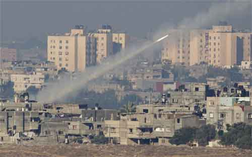 Israel and Hamas agree 12-hour truce