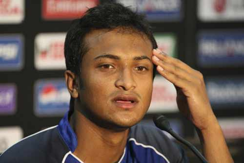 Shakib appeals for curtailing punishment