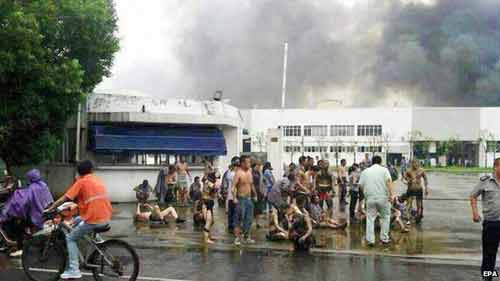 65 killed in China factory explosion