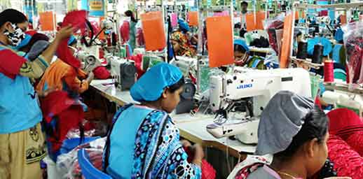 RMG factories to reopen only after corona situation improvement: BGMEA