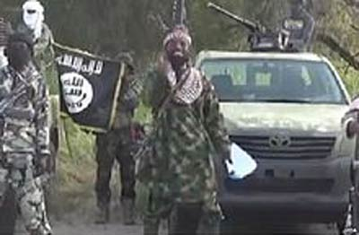 IS 'accepts' Boko Haram's allegiance pledge
