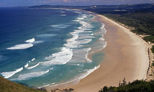 Byron Bay first regional Australian city to commit to zero emissions