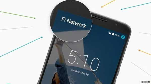 Google launches mobile phone network