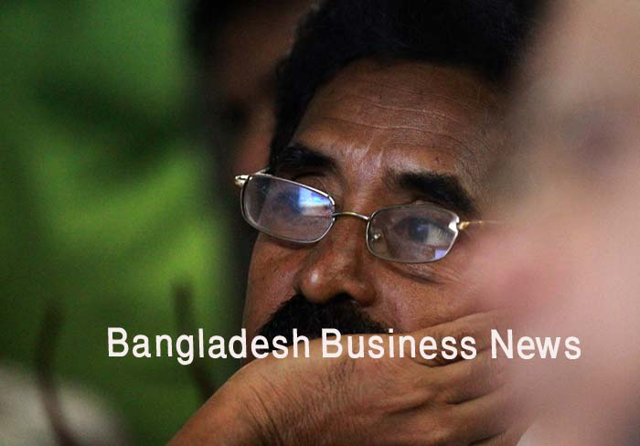 Bangladesh's stocks keep falling Sunday midday