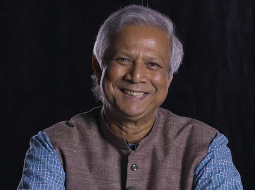 Dr Yunus among top finance pioneers of all time