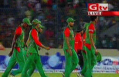 Bangladesh thrash Pakistan by 7 wkts
