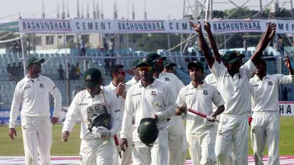 Bangladesh squad for 2nd Test against S Africa announced
