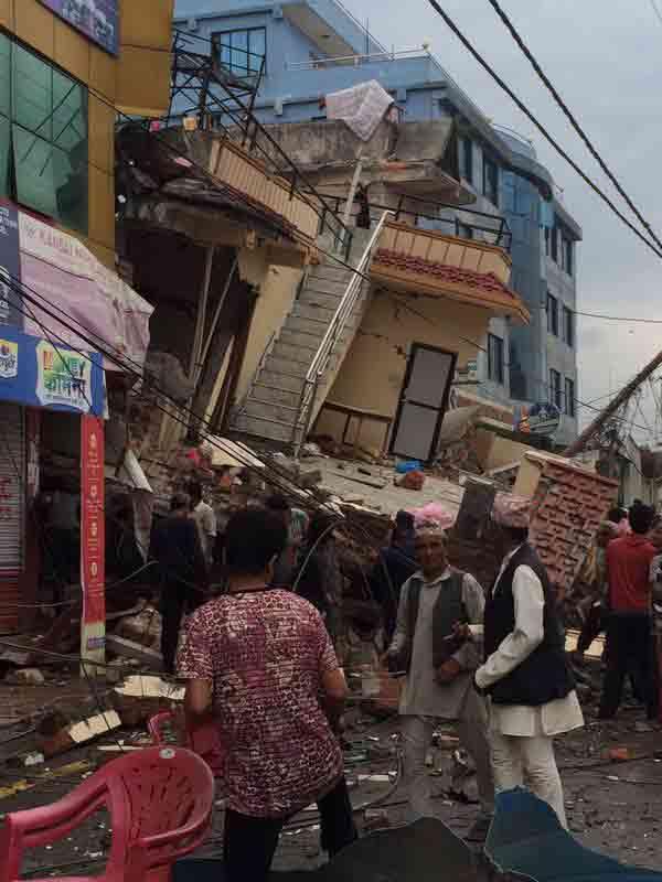 7.5 earthquake jolts Bangladesh