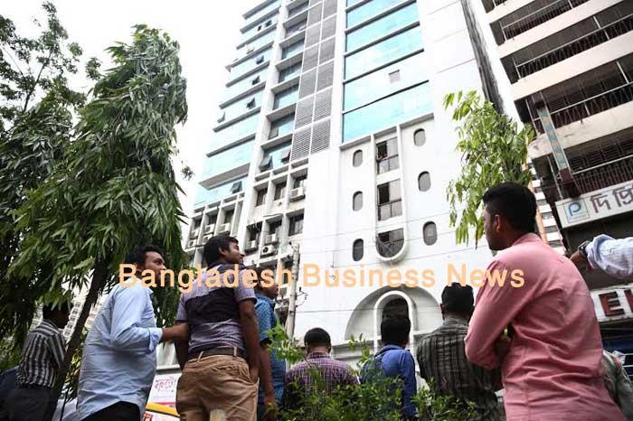 Tremor jolts Bangladesh