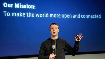 Facebook profits beat expectations as users grow