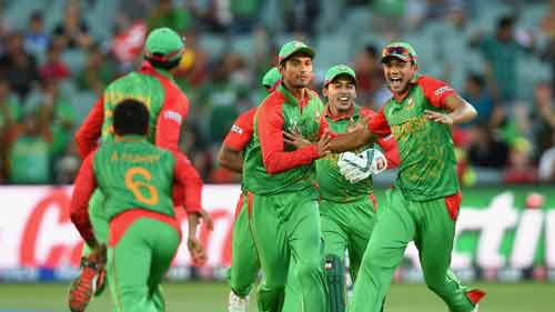 Bangladesh whitewash Pakistan