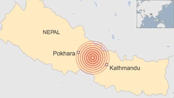 2 die, 150 hurt in Bangladesh earthquake