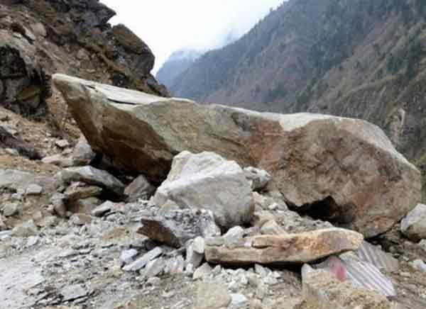 Landslide fears after Nepal quakes