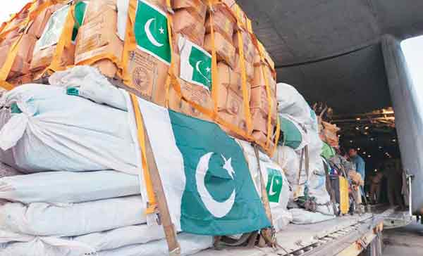 Pakistan sends beef to Nepal where cow slaughter prohibited