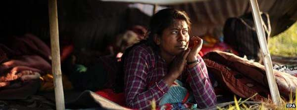 'Eight million' hit by Nepal quake: UN