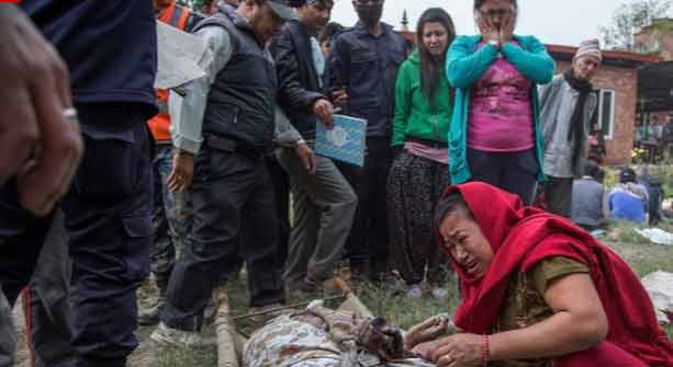 Earthquake death toll could reach 10,000: Nepal's PM