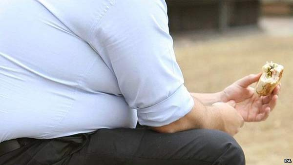 Exercise 'not key to obesity fight'