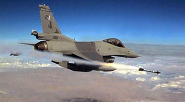 20 terrorists killed in Tirah valley airstrikes