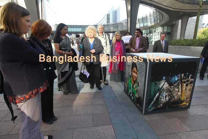 Rana Plaza victims remembered with calls to compensate