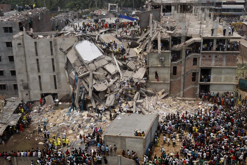 'JC Penney didn't have suppliers in Rana Plaza'