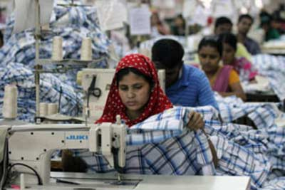 RMG sector in Bangladesh.