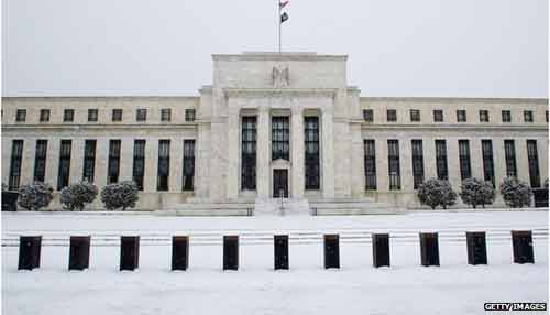 US interest rates kept at record low