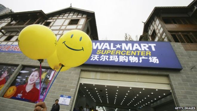 Walmart to open 115 stores in China
