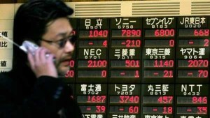 Asian shares up following Fed minutes